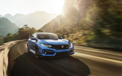 The 2020 Honda Civic Type R made its world debut today at the Tokyo Auto Salon. The new model year brings a number of changes and improvements to Type R's winning formula, including revised styling, improved aerodynamic performance, and the addition of standard Honda Sensing® safety and driver-assistive technology. The 2020 Type R goes on sale later this winter.