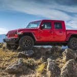 Jeep Gladiator Rubicon Named Four Wheeler 2020 Pickup Truck Of The Year
