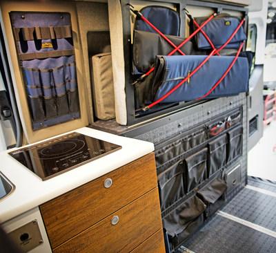 Storyteller Overland Beast MODE interior.