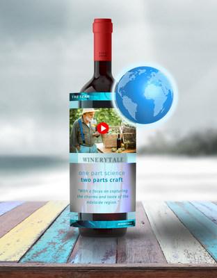 Plataforma de Realidad Aumentada de Winerytale para cada bodega.