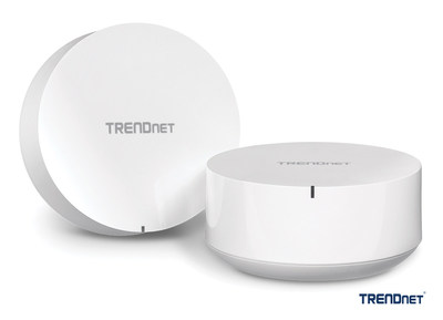 TRENDnet AC2200 WiFi Mesh Router System (TEW-830MDR2K)