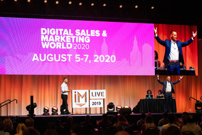 digital sales marketing world to bring 1000 business leaders from across the country to hartford this april