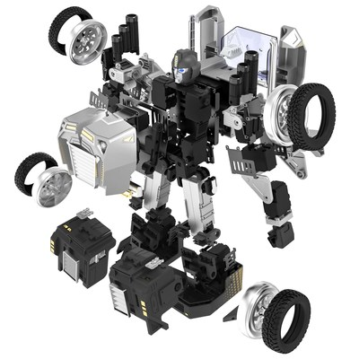 T9 features more than 3,000 State-of-the-Art Components and 22 Proprietary Servo Motors.