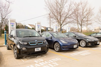 EVgo Announces Opening of 800th EVgo Fast Charging Location