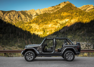 Jeep® brand gives fans and followers motivation to become part of the Jeep Wrangler family, and start their open-air adventures now