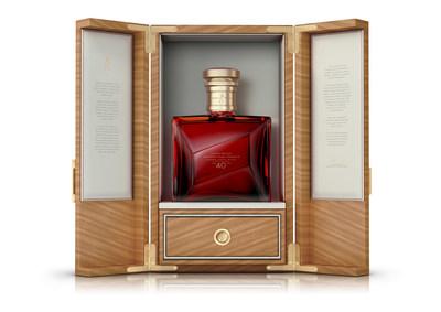 Johnnie Walker Master's Ruby Reserve, the new celebratory prestige release from Johnnie Walker.