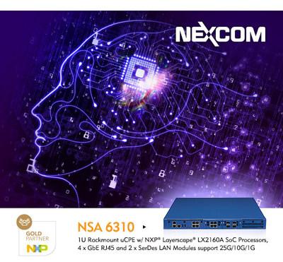 NEXCOM elevates edge computing again with cutting-edge, ARM-based uCPE