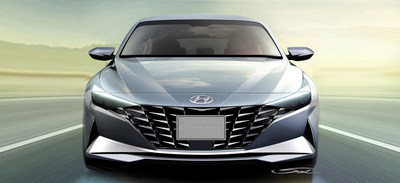 """Dramatic four-door-coupe look comes to life with """"Parametric Dynamics"""" design theme"""