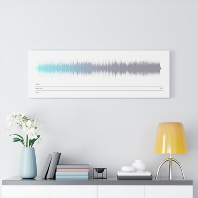 Sound Shout turns favorite songs into amazing artwork.