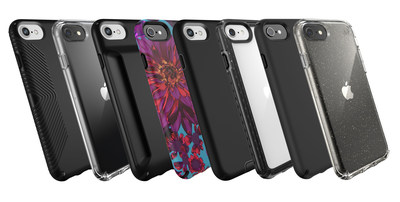 Speck cases for iPhone SE