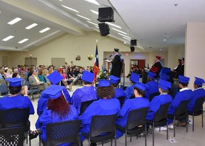 High School Graduation at RMYA Meadowland Charter District