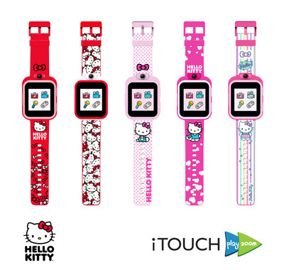 Hello Kitty PlayZoom Smartwatches for Kids