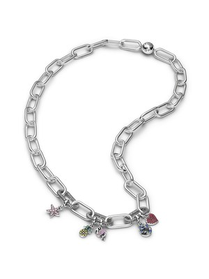 Pandora Mens Necklace : pandora, necklace, Millie, Bobby, Brown, Co-designs, Pandora, Jewelry