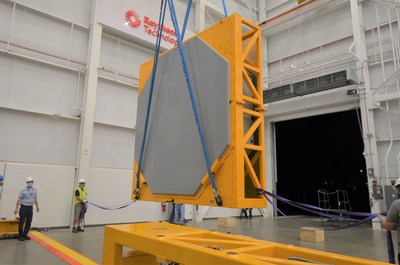 Raytheon Missiles & Defense, a Raytheon Technologies business, delivered the first AN/SPY-6(V)1 radar array for installation on the future USS Jack H. Lucas (DDG 125), the U.S. Navy's first Flight III guided-missile destroyer.
