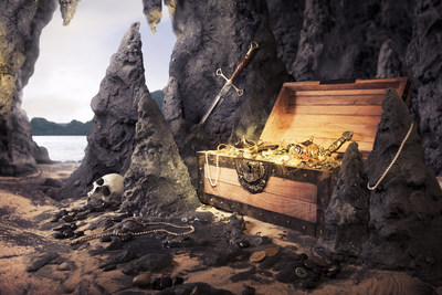 It's a place to keep your money safe and track how much you spend it. The Blackbeard Treasure Launches $10 Million Treasure Hunt