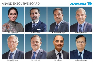 ANAND Executive Board