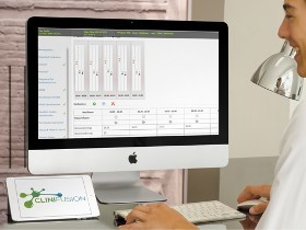CliniFusion's cloud-based turn-key EMR platform optimized for Ketamine Infusions and Wellness Centers