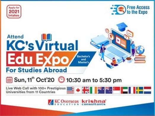 KC's Virtual Edu Expo'20