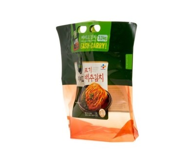 Kimchi Easy Carry Pouch (PRNewsfoto/Dow Packaging and Specialty Plastics)