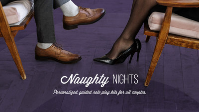 Naughty Nights - Unique New Couples Game Improves Relationships