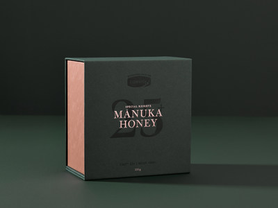 Comvita launches the Manuka and OneHive Special Reserve movement