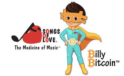 Songs of Love Superhero Billy Bitcoin!