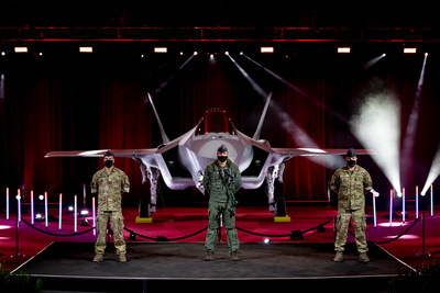 Caption: The first Royal Danish Air Force F-35A makes its public debut at Lockheed Martin in Fort Worth, Texas, on April 7. Additional photos of the ceremony can be downloaded at https://www.smugmug.com/gallery/n-cKrzcw/. Lockheed Martin photo.