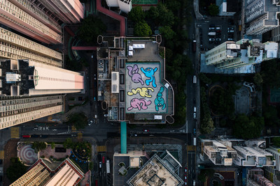 Shek Lei Grind Court (PRNewsfoto/SIX DEGREES LIMITED)