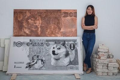 马来西亚艺术家Red Hong Yi推出Meme Banknotes,首次涉足NFT市场