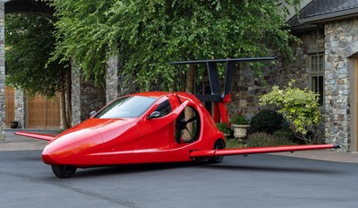Reaching Reservation Position 1,500 with customers in 45 countries, Samson Sky's Switchblade is most popular flying car in history