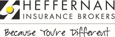 Heffernan Insurance Brokers logo (PRNewsFoto/Heffernan Insurance Brokers)