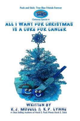 Puck & Stick True Blue Friends Series Christmas