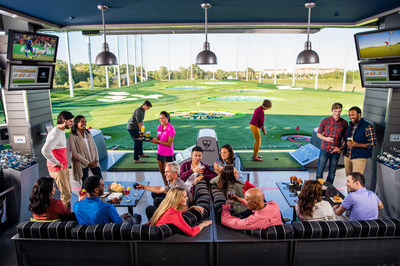 Topgolf Opens Friday in Edison New Jersey  Dec 20 2016