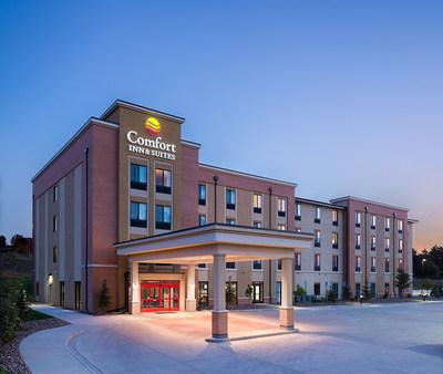 Comfort Largest Smoke-free Hotel Brand In U