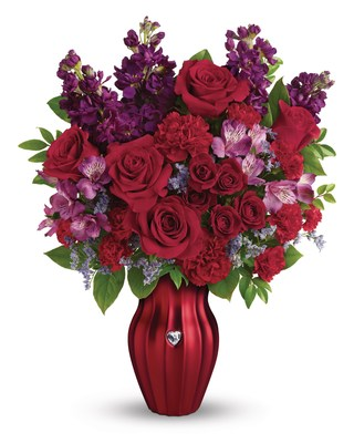 This Valentines Day Choose A Hand Made Floral Bouquet