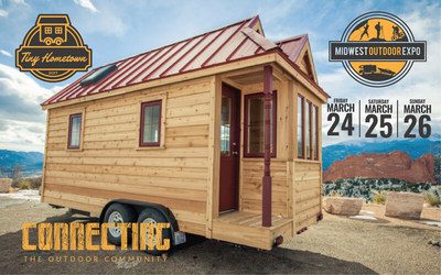 Largest Tiny Home Exhibit In The Midwest Coming To