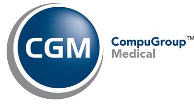 "CompuGroup Logo - CompuGroup Medical Wins ""Best Video Conferencing Solution"" Award in 2021 MedTech Breakthrough Awards Program"