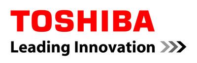 Toshiba Corporation logo (PRNewsFoto/Toshiba America Electronic) (PRNewsfoto/Toshiba America Electronic Comp)