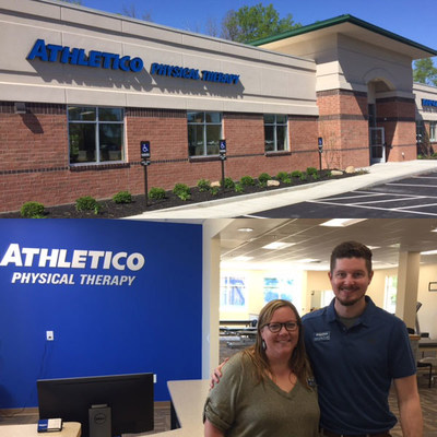 Athletico Physical Therapy Opens In Dayton