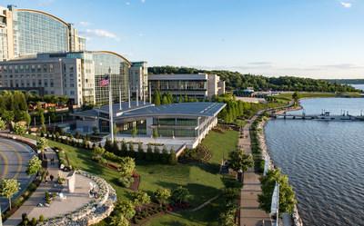 Intravelreport Gaylord National Resort Unveils Newest