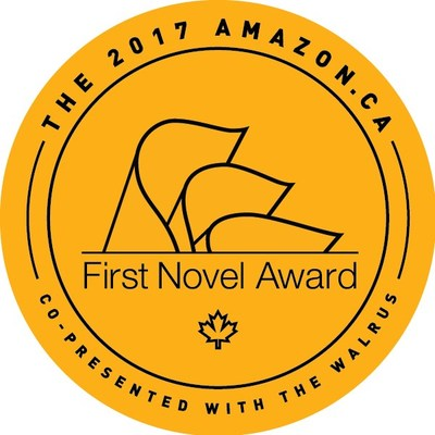 Amazon.ca First Novel Award (CNW Group/Amazon.ca)