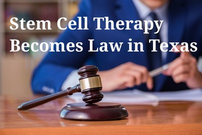 Stem Cell Therapy Law In Texas