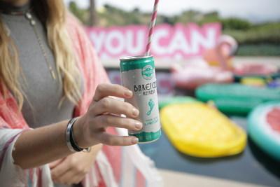 #yeahyoucan Spritz Summer With Barefoot Wine'
