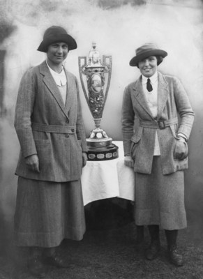 USGA Celebrates Pioneers in Women's Golf Through New Museum Exhibit