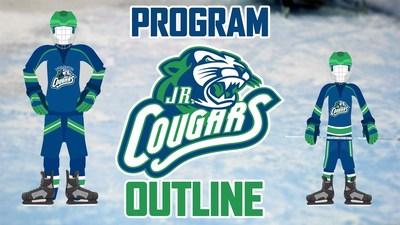 Burlington JR. Cougars - Program Outline (CNW Group/Money Canada Limited)