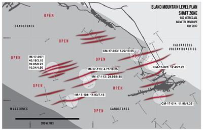 barkerville gold mines ltd bgm intersects 29 95 g t au over 8 8 jpg p publish [ 2700 x 1747 Pixel ]