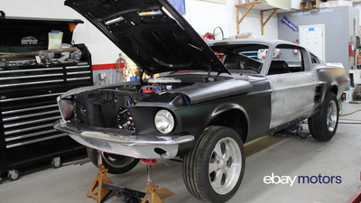 This car is in pristine condition and has been well cared for. Ebay Motors Brings Its 67 Ford Mustang Fastback To The Woodward Dream Cruise