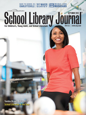 School Library Journal and Scholastic Announce 2017 School