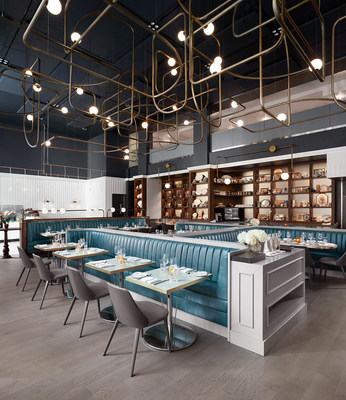 Cnw Le Germain Hotel Toronto Introduces Restyled Victor