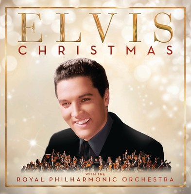 Elvis Presley Album Christmas With And Royal